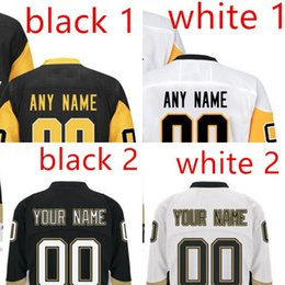 Hockey Jersey S-5XL Personalized Customized Jerseys With Any Name and Any Number 100% Stitched Embroidery Logos Hockey Jerseys