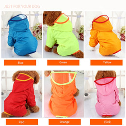 Sausage Weiner Chihuahua Teddy Dog Outfits Coats Raincoat Puppy Xsmall Pink XL Xlarge Blue Yellow with Legs Medium Dachshund Apparel