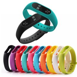 Wrist Strap For Xiaomi MiBand 2 Replacement Wristband Bracelet For Xiaomi Watchbands Accessories