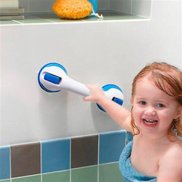 Helping handle keep balance anti slip handgrip handrail vocuum sucker safe grab bar suction cup bedroom bathroom toilet accessories