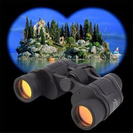 High Definition 60x60 Telescopes Non-IR 3000m Distance Outdoor Sport Binocular Telescope Telescopio Binoculars For Hunting Travelling Hiking