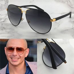 wholesale fashion designer sunglasses 2887 pilots leather frame classic retor style uv 400 outdoor protection eyewear