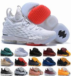 2018 New XV 15 Equality BHM Graffiti Mens Basketball Shoes Designer Luxury  Brand Sports Shoes For Men Trainers Sneakers Size 7-12 7198642a559