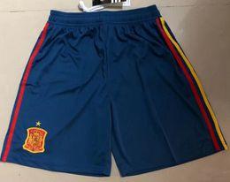 Thailand camisetas de futbol ASENSIO MORATA ESPANA Spain soccer shorts world cup 2018 RAMOS INIESTA football shorts Camisa maillot de foot