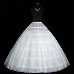 New Arrival Bridal Wedding Dress Petticoat Adjustable Diameter Women Petticoats Bustle Crinoline Cheap High Quality Accessories