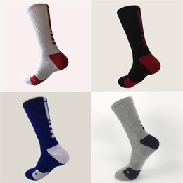 Fashion Professional Elite Basketball Middle Socks The Knee Athletic Sport Socks Men Compression Thermal Boys Winter Socks