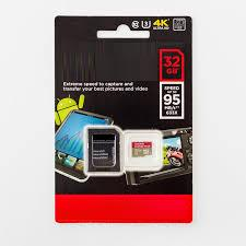 2020 Best Seller Android Extreme PRO 64GB 128GB U3 SD Class 10 TF Memory Card 100mb s 4K Card Comes in Retail Package & Free SD Adapter