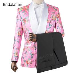 En Distributeurs Homme Ligne Noir De Rose Gros Costumes Mariage fAqxU