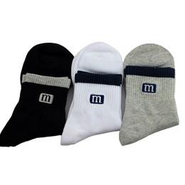 Calcetines deportivos de medias de algodón de hombre completo de algodón fino de invierno al por mayor