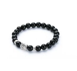 Natural Stone Buddhist Buddha Meditation Beads Bracelets For Women men Jewelry Prayer Beads Mala Bracelet