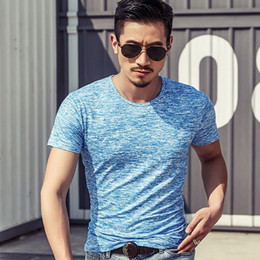 New Summer Camouflage T Shirts Men Casual Short Sleeve T-shirt Men Tops Stretch Tee Chemise Homme Camisetas M-3XL DK2004T