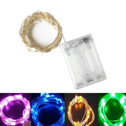 3M 30LEDs AA Battery Operated Led String Mini LED Copper Wire String Fairy Light Christmas Xmas Home Party Decoration Light Warm Pure White