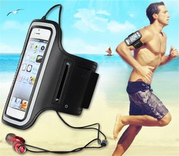 for Samsung Galaxy S8+ S9+ Note8 Waterproof Sports Running Armband Case for Samsung Mega Huawei P20Pro Armband Holder Pounch free DHL