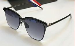 fashion polit 901 Sunglasses black grey shades Designer Vintage Sunglasses brand new with box