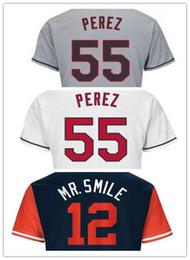 Custom Men's Women Youth #32 Jay Bruce Jersey Baseball Jerseys White Navy Grey Red Stitched Size S-4XL