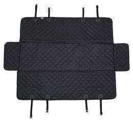Large Pet Dog Waterproof Pad Car SUV Seat Cover Protector Dog Safety Cushion Mat Travel Hammock Cushion Protector MatCar pet hammocks