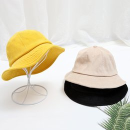 2018 New Spring And Summer Cotton Harajuku Style Japanese Wild Fashion Design Sunscreen Fisherman Hat Sun Hat