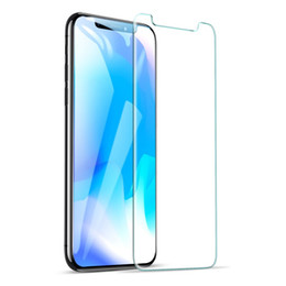 For Iphone XR XS MAX X 8 7 Tempered Glass Screen Protector Galaxy J3 J4 J6 J7 prime S6 S7 LG M320 X Charge 0.26mm 2.5D 9H no Package