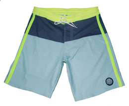 High Quality Elastane Cotton Leisure Shorts Men's Bermudas Shorts Board Shorts Beachshorts Quick Dry Surf Pants Loose Swim Trunks Swimwear