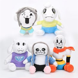 Legend has it that plush toys. Undertale is surrounded by sans. Birthday present 25-36cm.