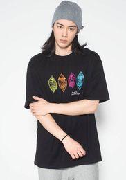 New Clothing Men Casual Hip Hop Long T shirt Men Black Tops T-shirts Male O-neck Hiphop shirt Short Sleeve T-shirts K1209
