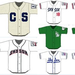 Custom Colorado Springs Sky Sox Cheers to 45 More Years Tribute to the 1990s 1950s 1980s 1990s 2000s 2010s Baseketball Jersey
