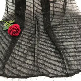 5 Yards pc Most popular embroidery french net lace fabric and african mesh lace for dress