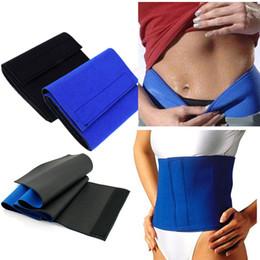 Neoprene Waist Trimmer Sweat Fat Cellulite Body Leg Slimming Shaper Exercise Wrap Belt Body Slimming Belt Waist Support