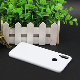 FOR HUAWEI HONOR 8X 7X Y6 2018 NOVE 3 NOVE 3I DIY 3D Blank sublimation Case cover Full Area Printed 20PCS LOT
