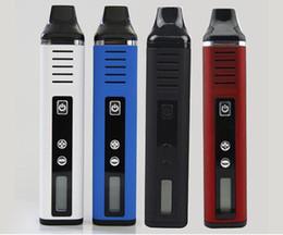 100% Original Pathfinder II Vaporizer Pen Kit 2200mAH Battery Temp Control TC Mode with LCD LED Screen