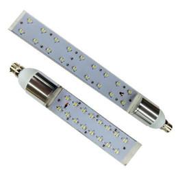 16W aluminum alloy By22d sox led bulb 16W AC110V 220V 230V B22 low pressure sodium LPS sox lamp replacement