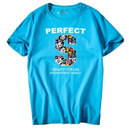 Fashion Men's Short Sleeve O-neck S Letter Print Large Size T-Shirt Summer High Quality Trendy T-Shirt Codes S to 5XL