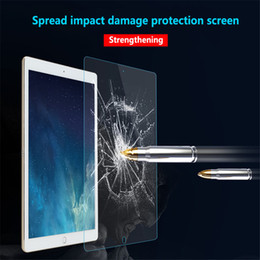 For iPAD Tempered Glass Screen Protector For Ipad 2 3 4 mini 4 Air 9.7 New iPad Pro 10.5 2017 9H 0.3mm Tablet Tempered Film