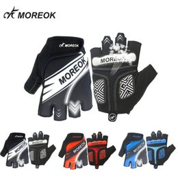 Cycling Gloves Guantes Half Finger Mens Women's MTB Bike Gloves Half Finger Racing Road Bicycle Gloves Guantes Ciclismo