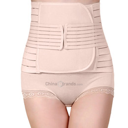 Postnatal Mother Breathable Elastic Recovery Postpartum Girdle Abdomen Waist Belt Maternity Body Shapewear