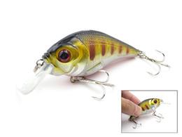 FISHING LURES CRANKBAITS HOOK Minnow VIB BASS 10.2g 7.5cm x