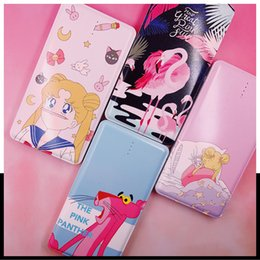 Flamingo Portable Ultra thin slim powerbank with USB Cable 5000mah charger power bank for Iphone mobile phone Tablet PC External battery