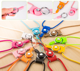 Cell Phone Mobile Neck Chain Straps Camera Straps Key Keychain Charm DIY Hang Rope Lariat Lanyard MP5 4 3 U flash free shipping 2018 new hot