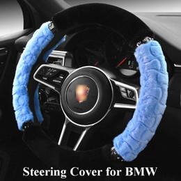 Car Steering Wheel Cover for bmw e46 e60 e30 f20 x3 e83 e34 e90 Steering Wheel Cover Car Wheel Cover araba jant