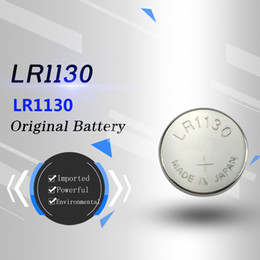 Import and export of 189 LR1130 1.5V calculator watch button battery lithium battery high performance, durable