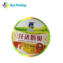 Color Food Grade Sticker Label manufacturer king label sticker make your food popular