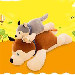 3 size cuddly lie on one's stomach big husky plush toy doll children's day presents girl children's birthday present