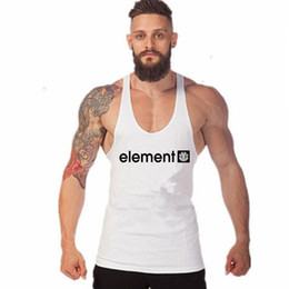 Men's Fitness Cotton Vest Single Bodybuilding Sports Underwear Clothes Fitness Vest Muscle Undershirt