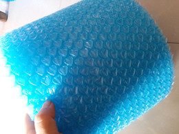 100% new material heart design shrink pack Burbuja Cushion Bubble Roll wrap Polietileno Emballage Bulle Packing Film Materials