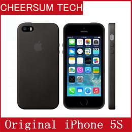 "Unlocked Apple iphone 5s original screen LTE Smartphone 4.0"" 1GB RAM 16GB 32GB 64GB ROM 8MP 1136*640 IOS Multi language Time-Limited Sale"