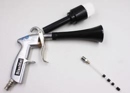 z-014portable rubber tube dry wash blowing tornador gun for car washer machine car wash equipment tornado gun