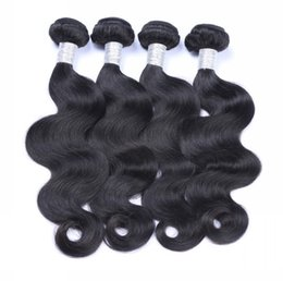 Great 9A Brazilian Hair Unprocessed Human Bundles 3 4 Pieces Lot Brazilian Body Wave Remy Human Hair Extensions Weaves