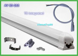 8 ft LED tube T8 LED Fluorescent Tubes SMD2835 Integrated Replacement LED Tubes 2.4m 65W Warm Natural Cool White High Efficiency