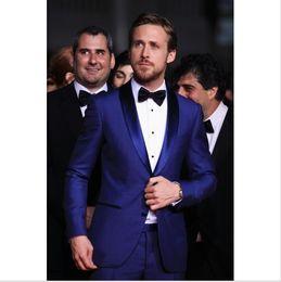 Personal tailoCustom Slim New Men's dress, suit, groom dress, Korean version, formal suit, groom, best man suit Business and leisure banquet