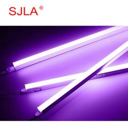 Ultraviolet Rays Paint Sterilizer Ink Glass Printer 365NM 395NM 410NM Cure Glue Light Subzero 30CM Tube Led UV GEL Curing Lamp